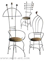 Chairs - 400 EUR per piece